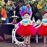 Alice in Wonderland Tweedle Dee and Tweedle Dum Costumes