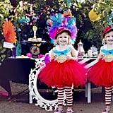 Alice in Wonderland Tweedle Dee and Tweedle Dum Costumes
