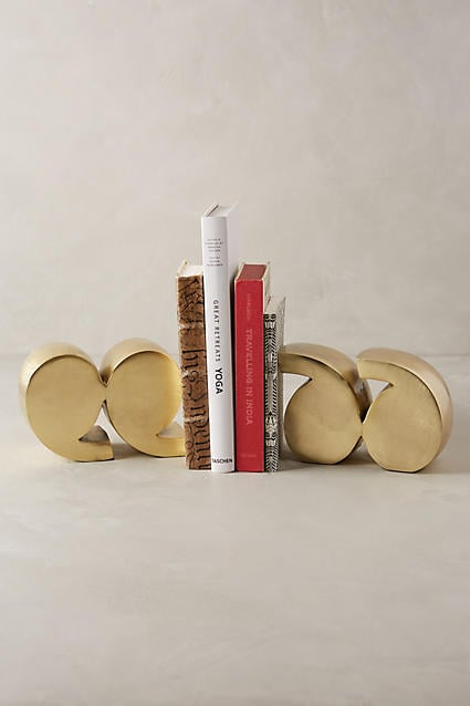 Quotation Marks Bookends