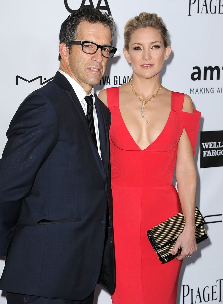 Kate Hudson attended the amfAR 3rd Annual Inspiration Gala in LA.