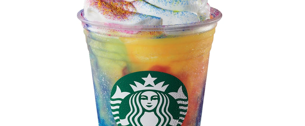 Starbucks Tie-Dye Frappuccino 2019