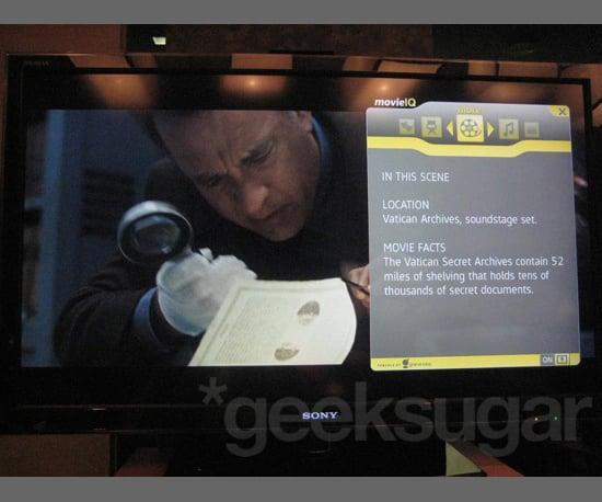 Sony Reveals New Vaio and movieIQ