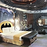 This Taiwanese hotel offers the full Batcave experience to comic-loving customers, so have Alfred book a themed suite for your upcoming vacation.