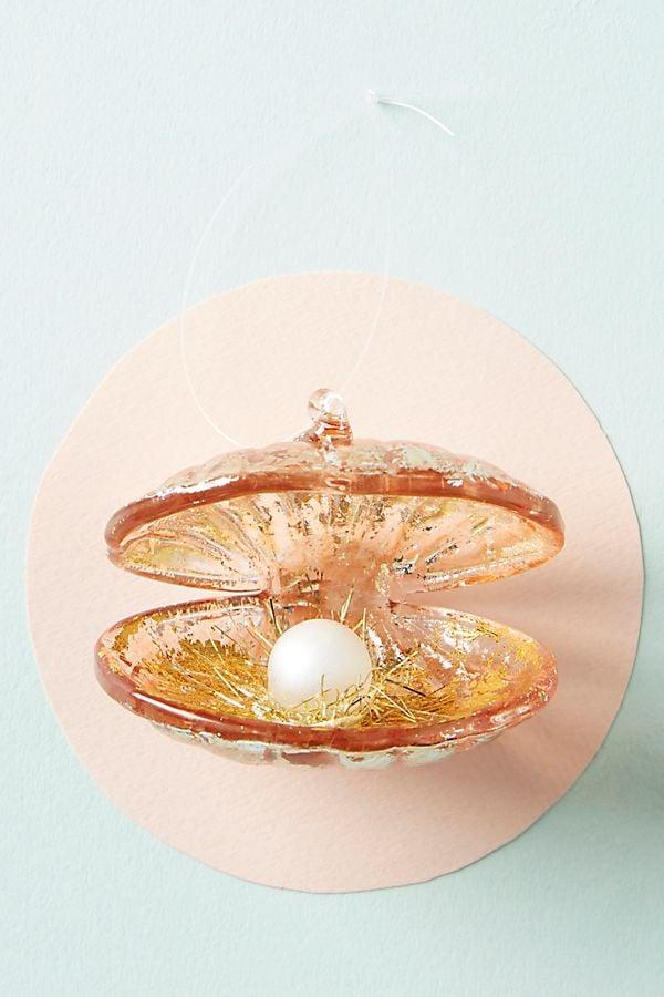 Ocean Pearl Ornament