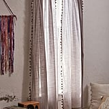 Bedroom: Hang Curtains