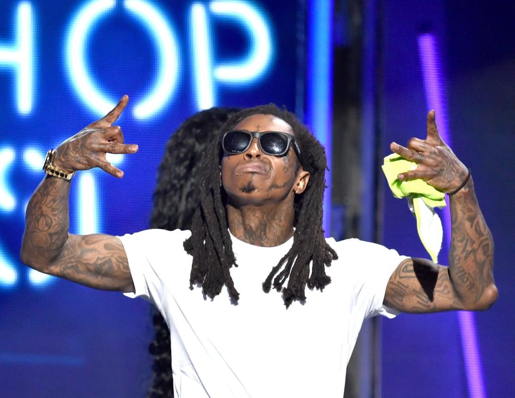 Lil Wayne = Dwayne Michael Carter, Jr.