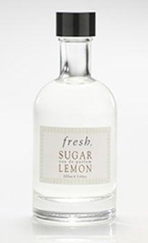 Fragrance Review:  Fresh Sugar Lemon Parfum Spray
