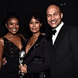Pictured: Gabrielle Union, Tracee Ellis Ross, and Keegan-Michael Key