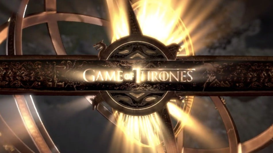 Game of Thrones Opening Credits by Season