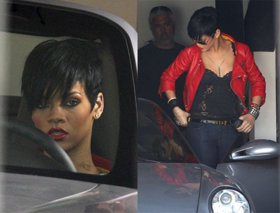 Rihanna Gets Down to Her Sassy Business