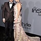 Kate Hudson and Ariel Foxman