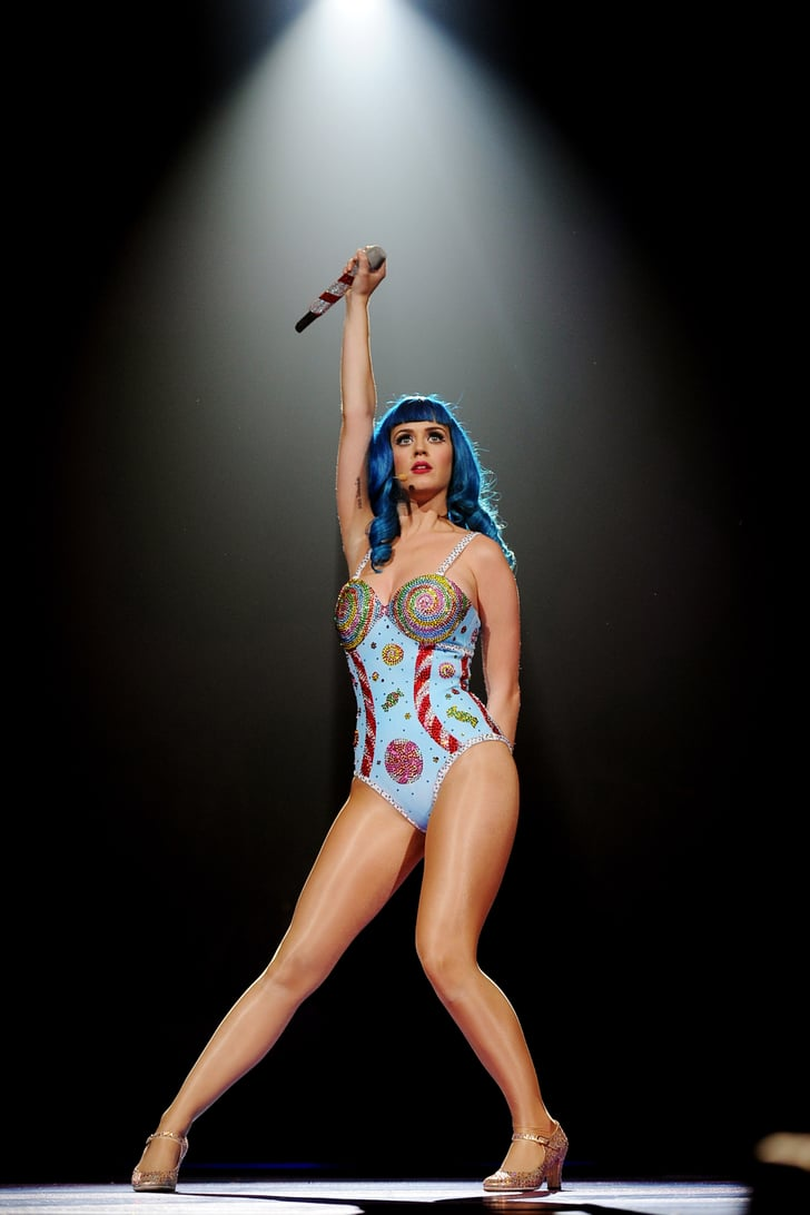 Katy Showed Off Her Toned Legs In Sunrise Fl While
