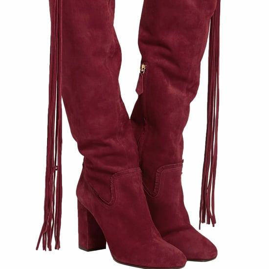 Aquazzura Boots on Sale