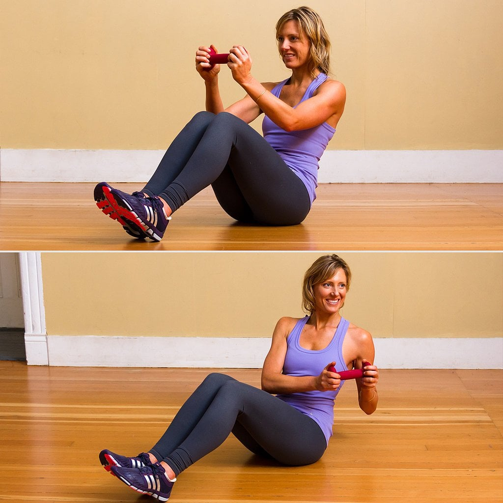 Whats Better For Your Obliques: Weighted Russian Twists Or Dumbbell Chops Whats Better For Your Obliques: Weighted Russian Twists Or Dumbbell Chops new picture