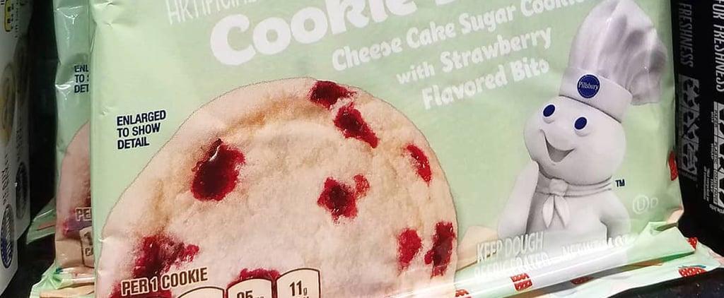 Pillsbury Strawberry Cheesecake Sugar Cookies Are Back