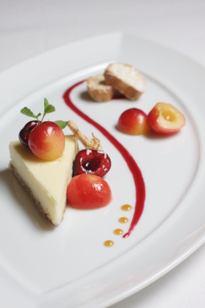 Laura Chenel's Chevre Cheesecake