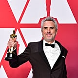 Pictured: Alfonso Cuarón