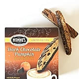 Nonni's Dark Chocolate Pumpkin Biscotti ($3)