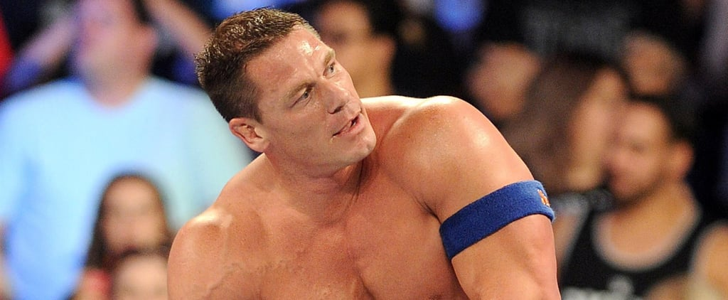 Sexy John Cena Shirtless Pictures