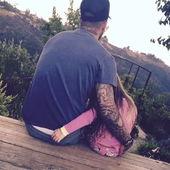 David Beckham Cosies Up to Harper in What Might Be Their Sweetest Photo Yet