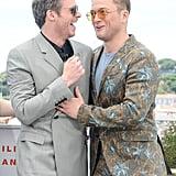 Richard Madden and Taron Egerton