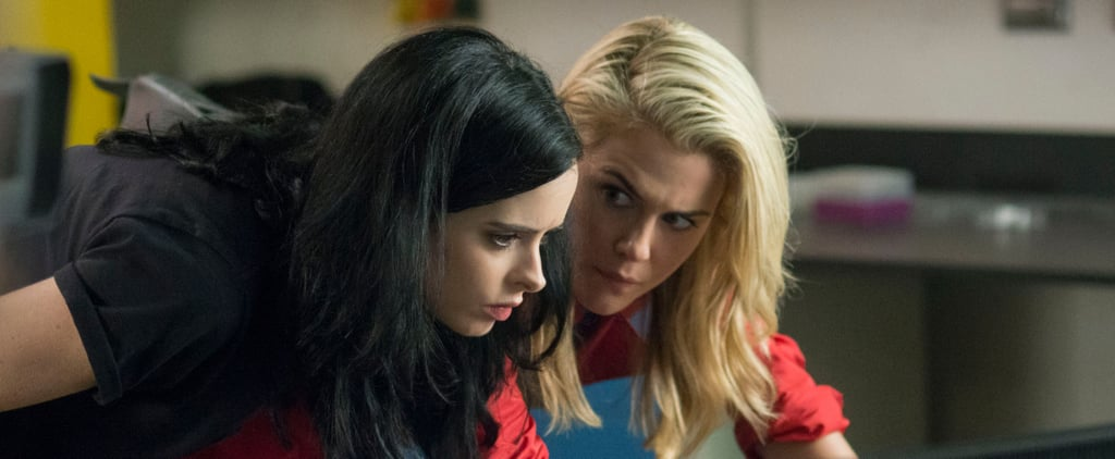 Jessica Jones' Krysten Ritter, Rachael Taylor Interview 2018