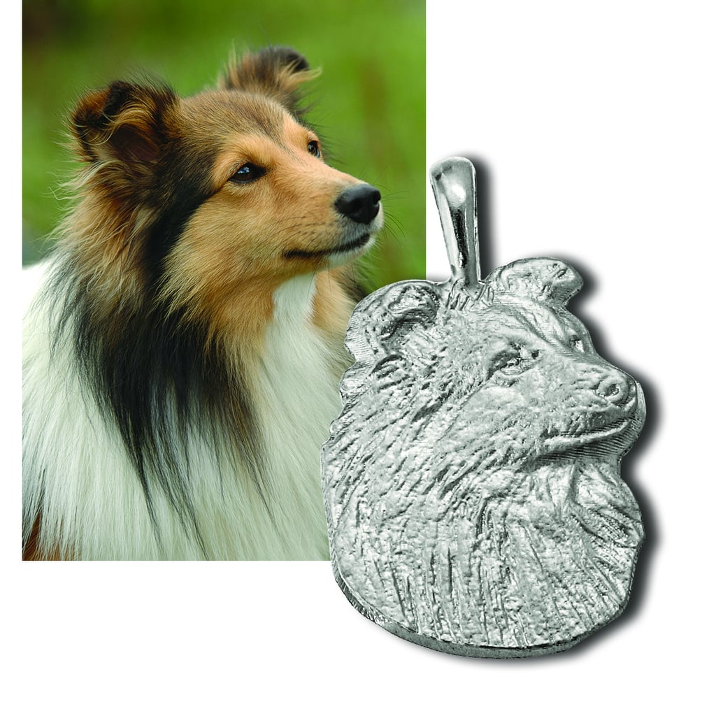 """Now you can wear your beloved pet's face around your neck or wrist with a custom-made keepsake charm ($170 and up). After submitting a high-resolution photo of your pet, you will get a yellow gold, white gold, or sterling silver charm of your pet's likeness. The charms are carefully crafted to ensure the highest quality, because this company knows just how much your pet means to you."" — HP"