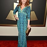 Kathy Griffin at the 2014 Grammy Awards.