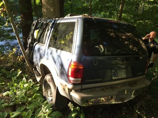 Pennsylvania Man Crawls for Three Days to Escape Car Crash That Killed Girlfriend