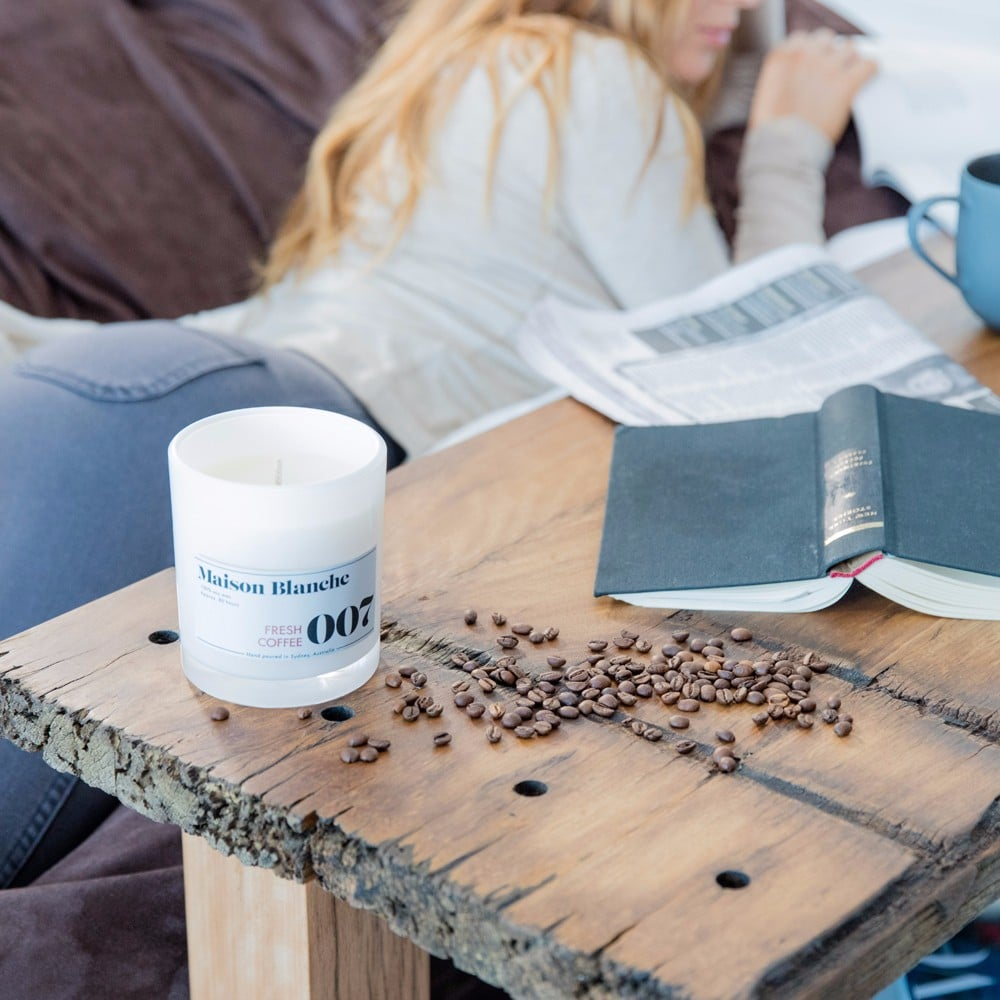 Best Coffee-Scented Candles