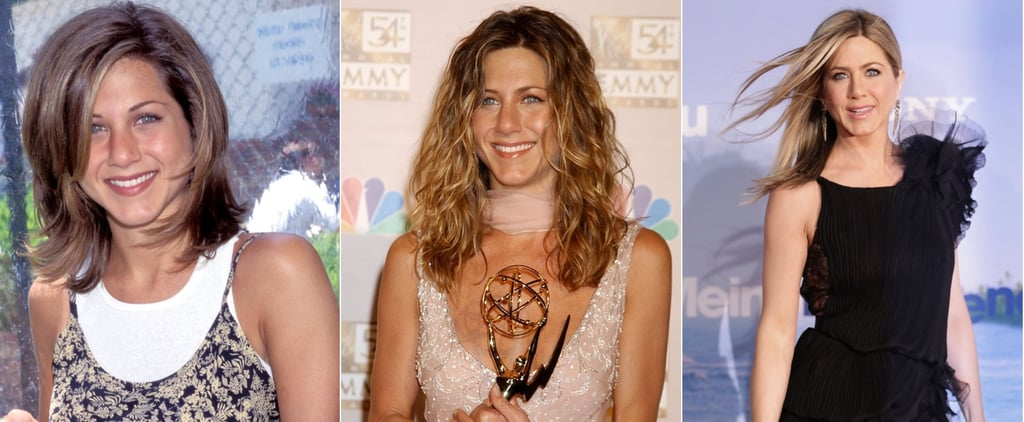 Jennifer Aniston Style and Beauty Evolution