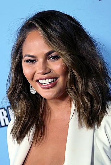 Chrissy Teigen Reveals a New Dot Tattoo on Instagram