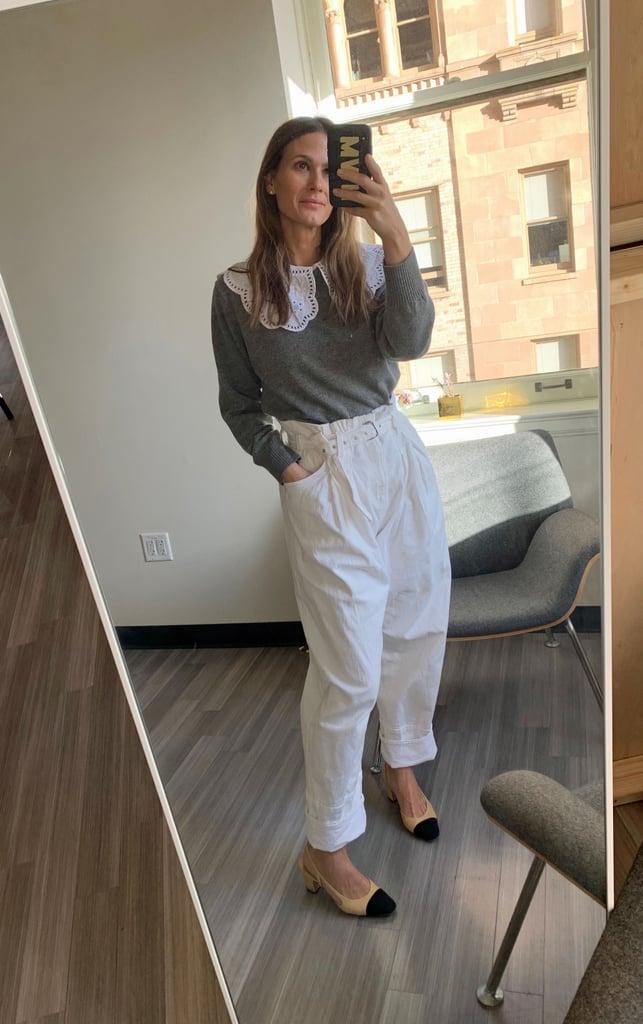 Hannah Weil McKinley, POPSUGAR Content Director of Fashion and Shop