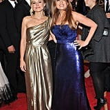 The 2011 Met Gala was full of shimmer and shine thanks to Kristen Bell and Isla Fisher.