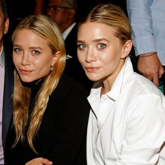 Mary-Kate and Ashley Olsen at J. Mendel Show Pictures