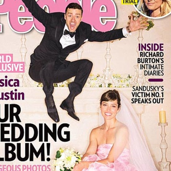 Justin Timberlake and Jessica Biel Wedding Photo (Video)