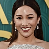 Constance Wu Crazy Rich Asians Premiere Makeup