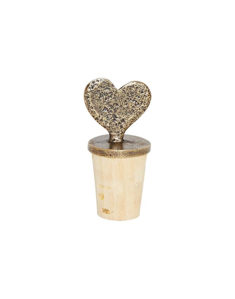 Heart Wine Bottle Stopper