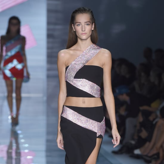 Versace Full Runway Spring 2015 Milan Fashion Week