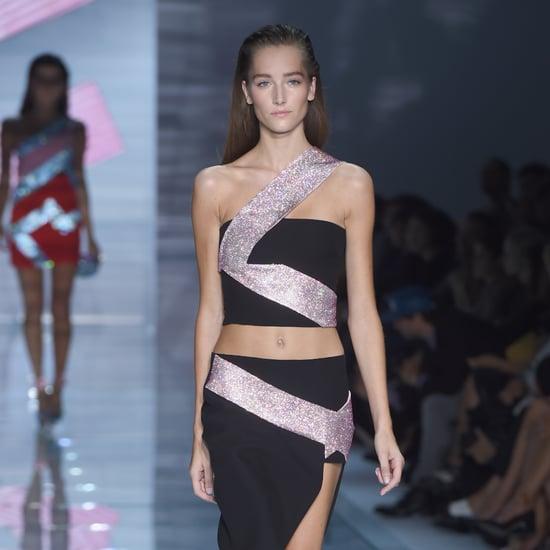 Versace Spring 2015 Show | Milan Fashion Week