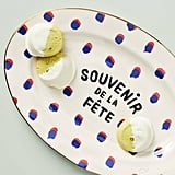 Clare V. For Anthropologie Souvenir de la Fete Platter