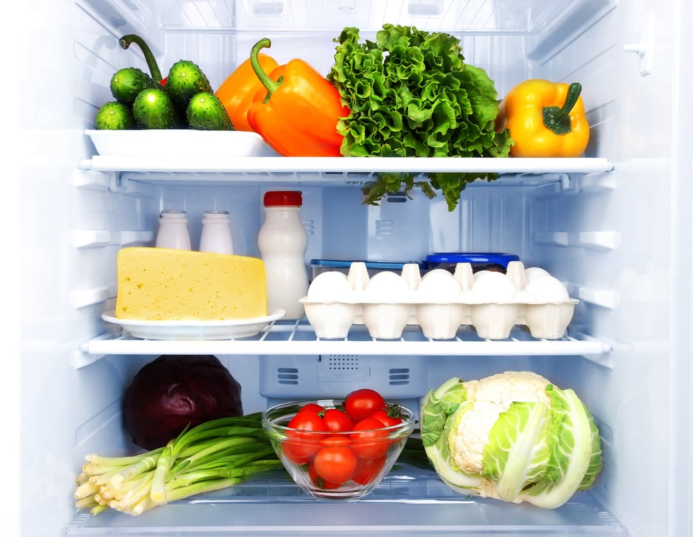 Healthy Cooking Tips: Make Over Your Fridge