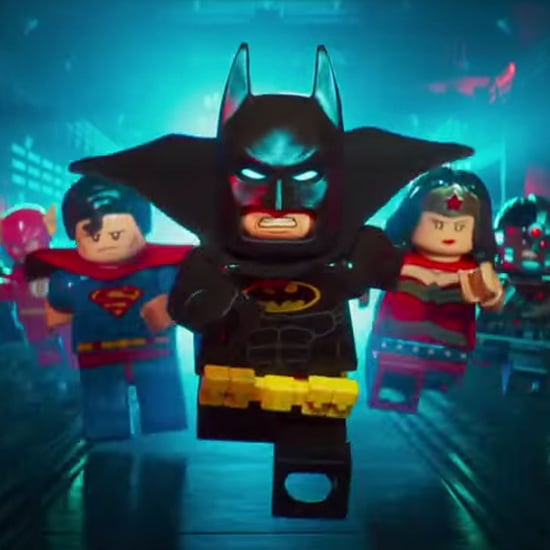 Lego Batman Movie Trailer