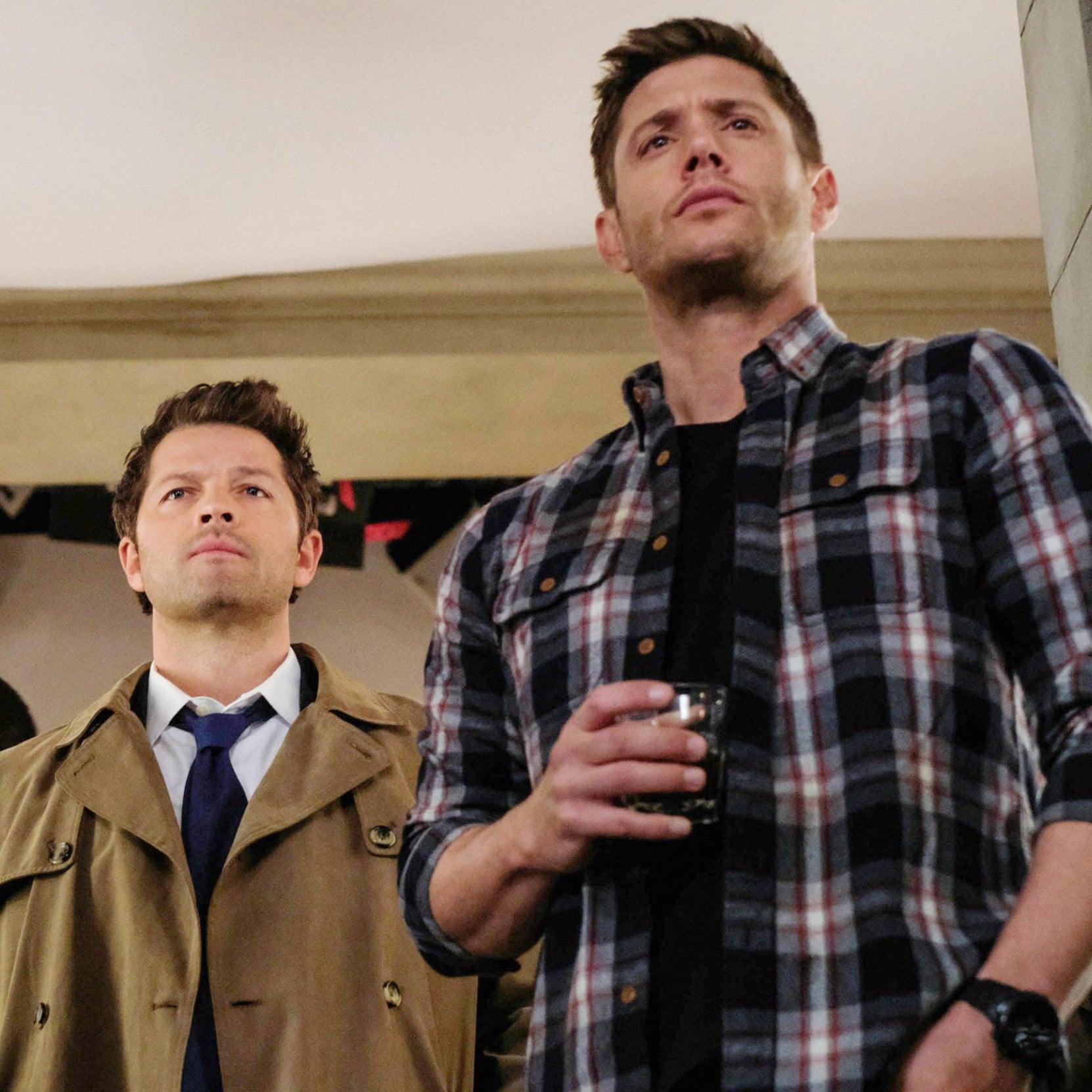 tnt supernatural halloween marathon | popsugar entertainment