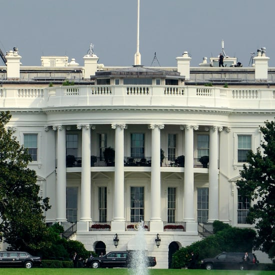 How the White House Move-In Works