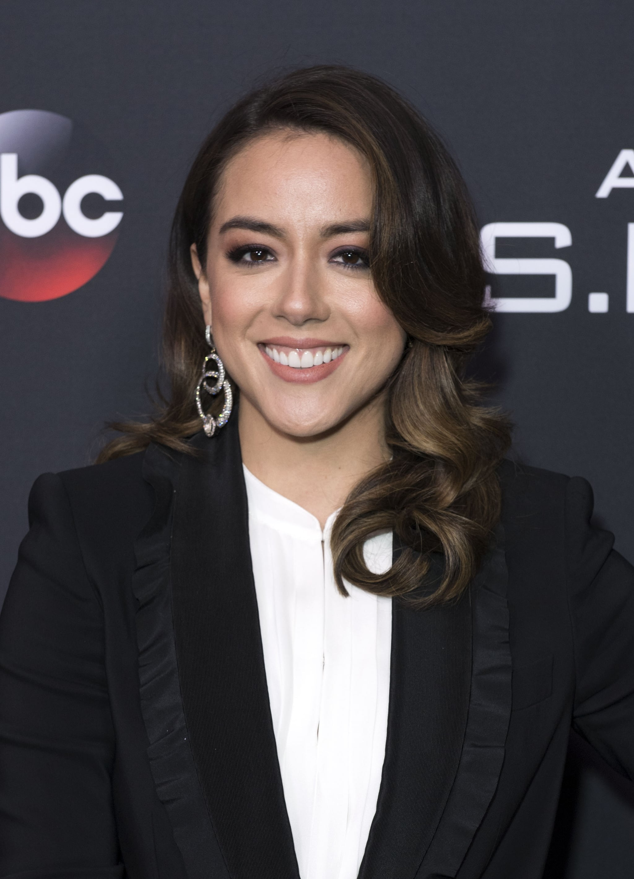 Actress Chloe Bennet attends Marvel's Agents of S.H.I.E.L.D. 100th Episode Celebration in Hollywood, California, on February 24, 2018.  / AFP PHOTO / VALERIE MACON        (Photo credit should read VALERIE MACON/AFP/Getty Images)