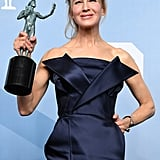 Renée Zellweger at the 2020 SAG Awards