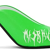MISBHV Green Pandora Slicer Mules