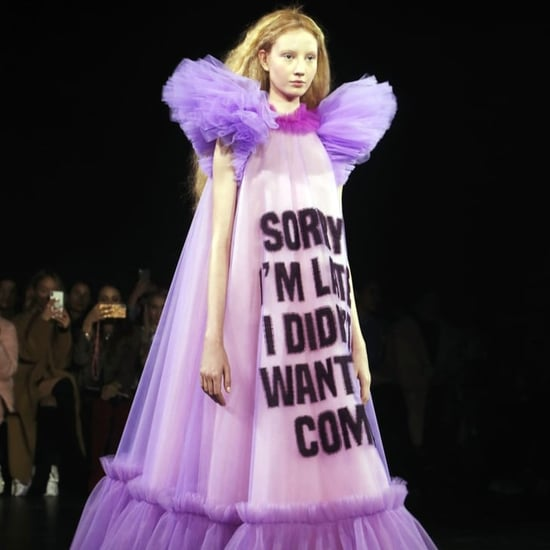 Viktor and Rolf Dresses Paris Fashion Week 2019