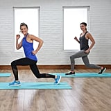 تمرين التاباتا المكثّف لكافّة عضلات الجسم - استعدّي للتصبّب عرقاً!
